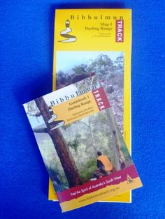 Guidebook 1 and Map 1 - Darling Range Guide Book, Track, Range, Map, Hiking, Walks, Cookers, Runway, Location Map