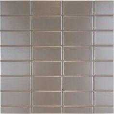 Pearl Shimmer Mosaics   ANN SACKS Tile & Stone