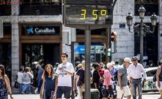 El tiempo en Valencia: fuerte ascenso de las temperaturas este fin de semana