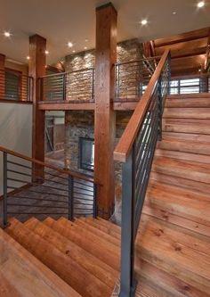 Stairs Railings on Home Stair