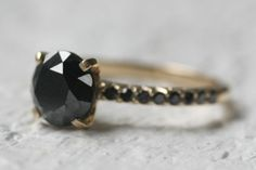8 Unique Engagement Rings for Non-Traditional Girls—And 2 Super-Cool Wedding Rings! Which Is Your Fave? : Save the Date
