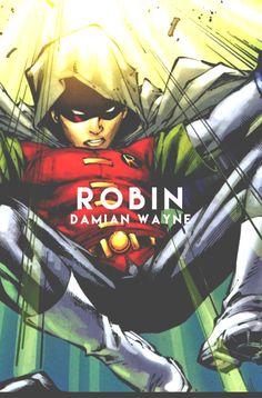 💜 Yane Lovato 💜 — hellstantine: 30 Day DC Challenge : Day Five:. Dc Comics, Batman And Superman, Batman Robin, Nightwing, Batgirl, Hq Dc, Batman Family, Damian Wayne, Dc Characters