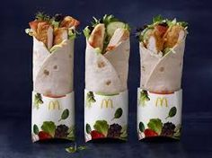 McDonald's Restaurant Copycat Recipes: New Premium McWraps