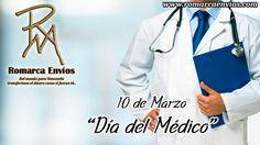 Día del médico venezolanose conmemora en homenaje al natalicio de José María Vargas, un ejemplo en el ejercicio de su profesión y en la vida pública. #RomarcaEnvios les desea #FelizDia a todos los #Medicos.  #DiaDelMedico