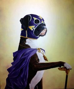 El guapo boxer dog in costume & 67 best Boxer Costumes images on Pinterest | Boxer dogs Boxer and ...