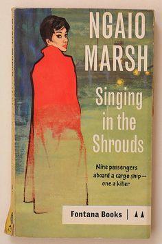 Ngaio Marsh, mistress of crime on Pinterest | 101 Pins