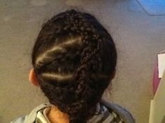 truly just me: Cornrow faux