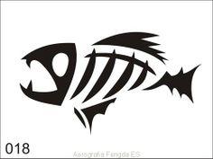 Patrón tatuaje aerografía V018                                                                                                                                                      Más