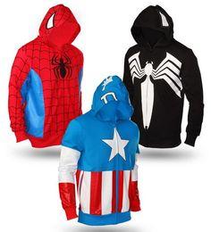 A moda nerd. Preciso de um do Venom.