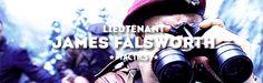 Lieutenant James Falsworth, tactics