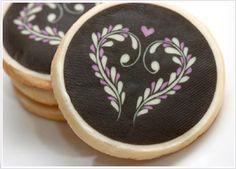 Oh Joy! Studio #cookie designs  #wedding favors