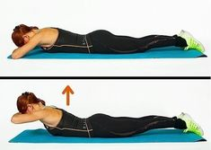7 Exercises That Will Transform Your Whole Body in Just 4 Weeks Gym Workouts Women, Gym Workout For Beginners, Fun Workouts, At Home Workouts, Core Muscles, Back Muscles, Faire Des Squats, Coaching Volleyball, Abs Women