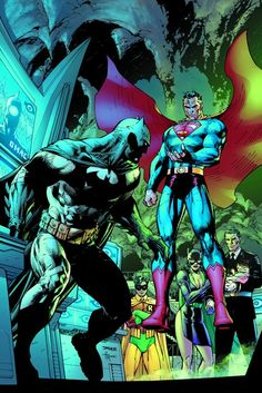 Superman Friends and Family | Join me, if you want, for my thoughts on Infinite Crisis #3. And we'll ...