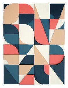 Deconstructing type with Scott Albrecht's impressive new art | Typeroom.eu
