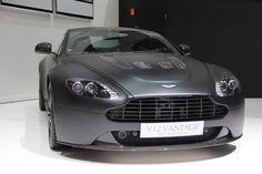 V12 Vantage by Q in Satin Black:  http://www.aston-martin.com/2013/03/06/geneva-2013-v12-vantage-by-q/