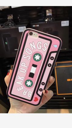 Break up songs case for iPhone 6/7