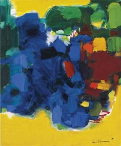 izzyloves:    Emerald Isle (1959)  Hans Hofmann  Christie's New York 11th May 2011  Est. $ 1,500 - 2,500,000 SOLD for $ 3,442,500