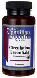 Swanson Condition Specific Formulas Circulation Essentials 60 Caps - Swanson Health Products