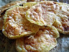 chips maken (geen olie, in de magnetron of ov...