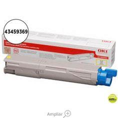 TONER OKI C3520/3530 MC350/360AMARILLO - 2.500PAG-