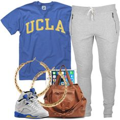 """"""":)"""" by perfectly-mindless on Polyvore cheap Air Jordan 5 LANEY only $63.9, save up to 58% off for all #Nikes #Shoes"""
