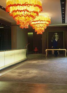 Nhow - Milan hotel design