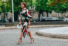 Streetstyle: Tommy Ton registra o off-catwalk da couture de inverno 2015 - Vogue | Alta-costura Paris inverno 2015