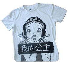 #disney snow white t-shirt French brand Eleven Paris under license #ebay