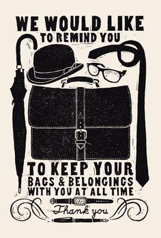 James Brown - Bags, Linocut, 36 x James Brown, Linocut Prints, Poster Prints, Framed Prints, Art Prints, Brown Bags, Illustrations, Illustration Story, Branding