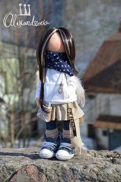 Alina (Handmade Doll)