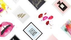 18 Insanely Cool Art Prints to Help You Start a GalleryWall   StyleCaster