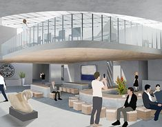 Design Museum, Stage, Behance, Gallery, Check, Roof Rack