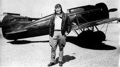wacky tacky blog post celebrates Pancho Barnes (among many others) Pilot, Union activist, Bold & Brazen women! photo: 1931