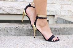 zara heels. <3
