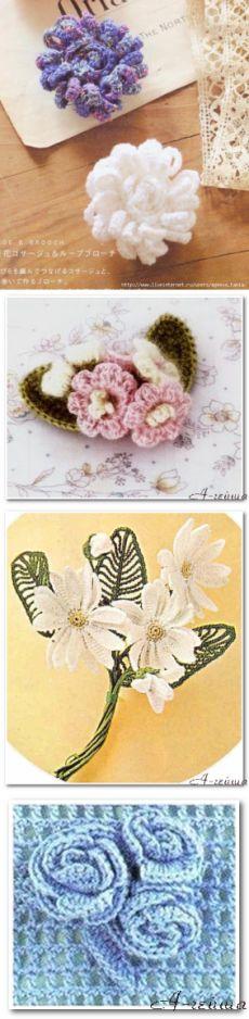 liveinternet.ru Crochet, Decor, Crocheting, Blue Prints, Decoration, Ganchillo, Decorating, Knits, Chrochet