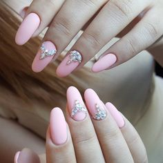Pink Nail Designs With Rhinestones Picture nail art 1900 best nail art designs gallery Pink Nail Designs With Rhinestones. Here is Pink Nail Designs With Rhinestones Picture for you. Pink Nail Designs With Rhinestones 32 super cool pink . Latest Nail Art, New Nail Art, Cool Nail Art, Art Et Design, Nail Art Design Gallery, Ongles Bling Bling, Bling Nails, Pink Nail Designs, Best Nail Art Designs