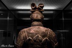 """General de Terracotta - De la exposición """"Terracotta Army - Guerreros de Xi'An"""" que hubo en Madrid"""