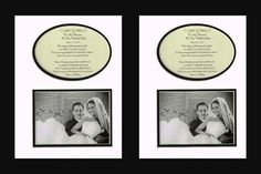 Hey, I found this really awesome Etsy listing at https://www.etsy.com/listing/188629065/wedding-parents-gift-thank-you