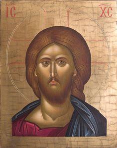 Byzantine Icons, Byzantine Art, Best Icons, Orthodox Christianity, Son Of God, Orthodox Icons, Religious Art, Holy Spirit, Jesus Christ