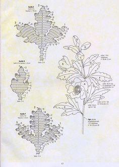 crochet flores