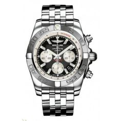 BREITLING CHRONOMAT 44 For more details follow the link: http://www.luxurysouq.com/index.php?route=product/product&product_id=1708