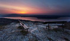 Sunrise from Sass dal Pizz by Marco Tacca on 500px #Nebbiuno ( #Novara #Piedmont #Italy )