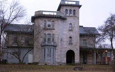 NY Utica Munn Mansion Rutger Street AJ Davis