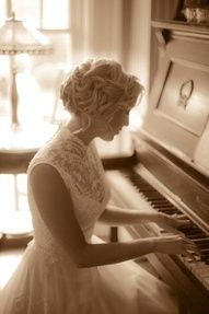 playing the piano is a way to let everything you can't say out