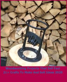 Woodworking Projects That Sell Fast: Making beautiful, hand-crafted wood items to sell is an extremely creative and rewarding way to make money. Naturally, like any art or craft project, some woodworking creations sell better than others.*** CLICK HERE TO START YOUR WOODWORKING BUSINES… #Woodworking #Projects #That #Sell #Fast crafts to make and sell ideas Woodworking Projects That Sell Fast 21+ Crafts To Make And Sell Ideas 2020 Way To Make Money, How To Make, Woodworking Projects That Sell, Crafts To Make And Sell, Craft Projects, Creative, Beautiful, Things To Sell, Ideas