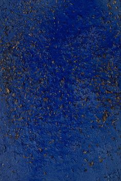 "Philippe Pastor, ""Bleu Monochrome"" (14 011 BM) 195x130cm"