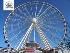 The Island- Experience entertainment, dining and shopping at The Island in #PigeonForge.
