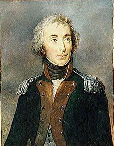 Emmanuel de Grouchy (1766 - 1847) ; - generale di brigata nel 1792; - generale di divisione nel 1795; - governatore della città di Madrid nel 1808; - comandante il III corpo d'armata di cavalleria - maresciallo nel 1815.