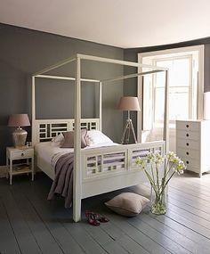 Mandara Four Poster Bed