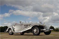 Mercedes-Benz 500K Spezial Roadster, 1936